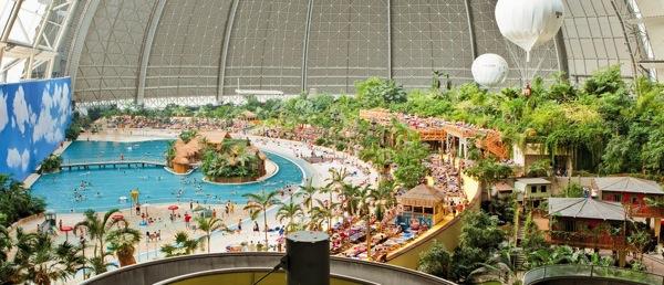 tropicalisland ベルリン近郊のデカすぎる室内プールがまるで地上の楽園だった