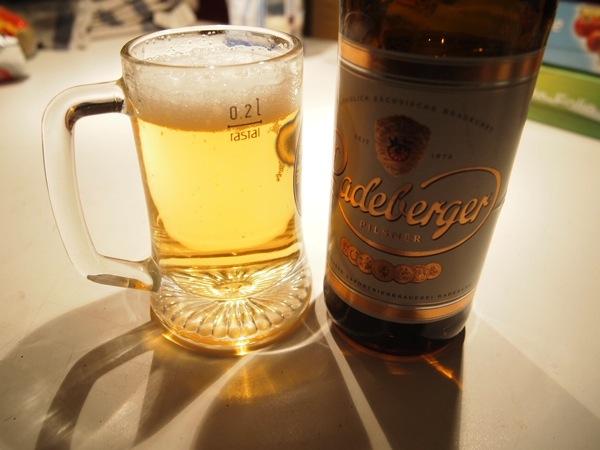 P2123619 女子こそ美味いドイツビール!サントリーのラドラーを飲んでみた!