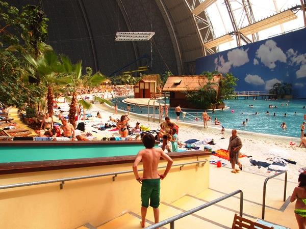 P5173495 ドイツのプール楽園すぎ!混浴温泉のある巨大プール「トロピカルアイランド」に行ってみた!