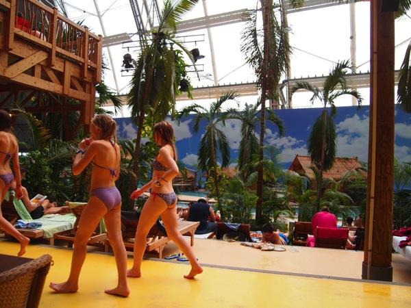 P5173515 ドイツのプール楽園すぎ!混浴温泉のある巨大プール「トロピカルアイランド」に行ってみた!