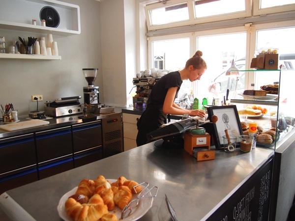 女子大生も絶賛!チョコクッキーが絶品のベルリンのカフェ