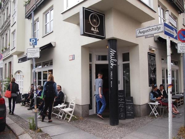 P6265885 女子大生も絶賛!チョコクッキーが絶品のベルリンのカフェ