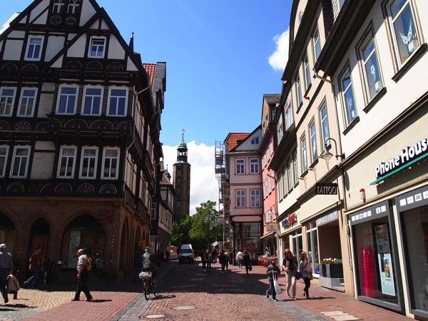 81a216aec092af50e9553948f97d15f1 ドイツの山間に広がる歴史都市ゴスラー