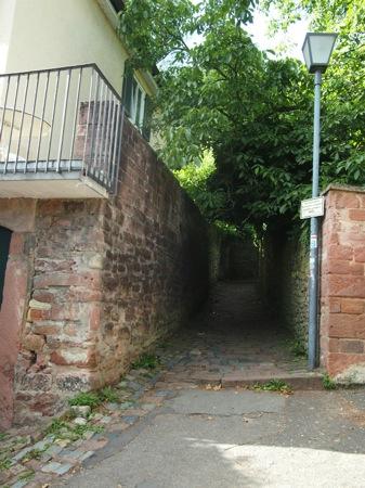 P1010056 城下街がメルヘンすぎる!南ドイツ旅行におすすめの街ハイデルベルク
