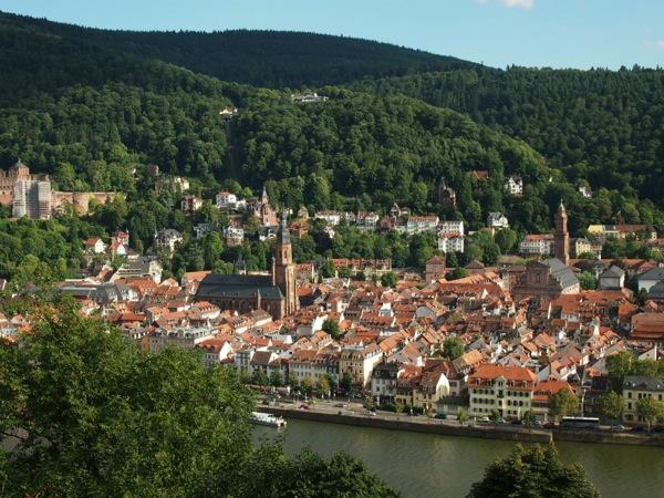 P1010078 城下街がメルヘンすぎる!南ドイツ旅行におすすめの街ハイデルベルク