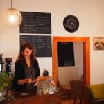 ドイツ・ハイデルベルクの素敵でおしゃれなカフェは路地にある?