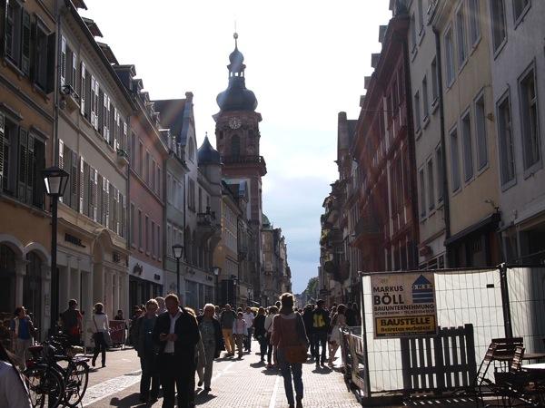 P8163807 城下街がメルヘンすぎる!南ドイツ旅行におすすめの街ハイデルベルク