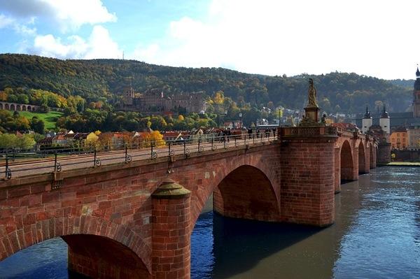 城下街がメルヘンすぎる!南ドイツ旅行におすすめの街ハイデルベルク
