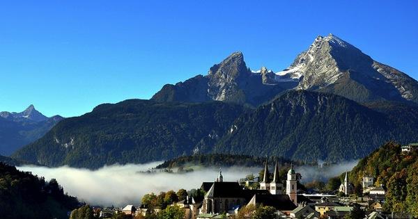 Berchtesgaden Eric Bauer ドイツおすすめ観光地ベスト30!世界1番人気はネズミの国!