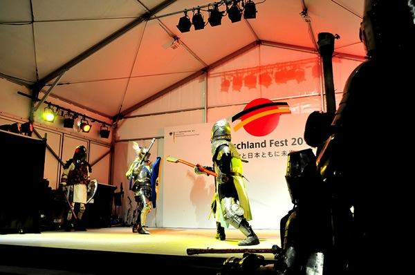 deutschefest iven ドイツの魅力その全てが詰まった5日間…ドイツフェスティバル2015開催!