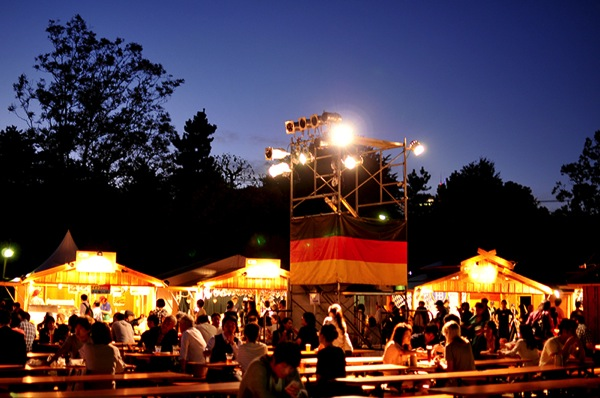 deutschefest night ドイツの魅力その全てが詰まった5日間…ドイツフェスティバル2015開催!