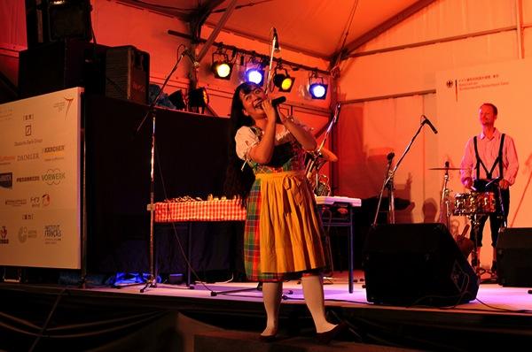 deutschefest sakura ドイツの魅力その全てが詰まった5日間…ドイツフェスティバル2015開催!