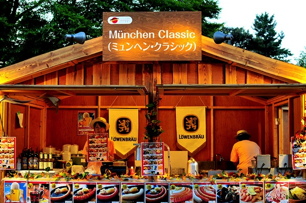 deutschefest shop ドイツの魅力その全てが詰まった5日間…ドイツフェスティバル2015開催!