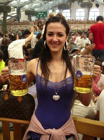 oktoberfest Ulises Estrada ドイツおすすめ観光地ベスト30…世界1番人気はネズミの国!