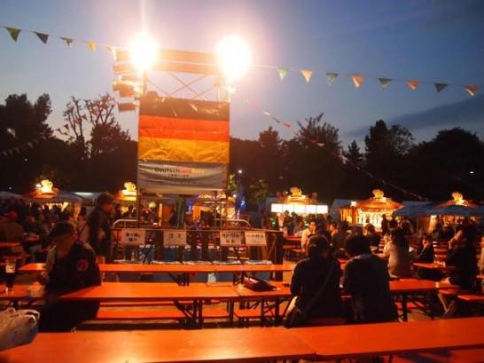 th th PA309858 546x409 ドイツのビール・グルメ・かわいいが詰まったドイツフェスティバル2015とは?
