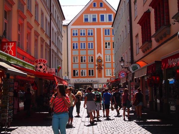P7239578 初ドイツでベルリンからノイシュヴァンシュタインを1週間で観光した話