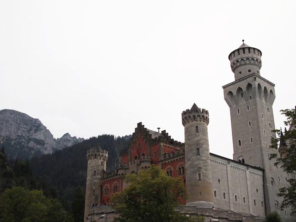 P72401032 初ドイツでベルリンからノイシュヴァンシュタインを1週間で観光した話