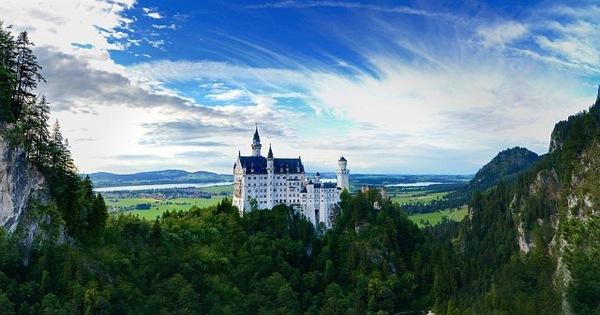 nein 初ドイツでベルリンからノイシュヴァンシュタインを1週間で観光した話