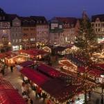 ドイツ・クリスマスマーケットの場所がすぐ分かる!クリスマスマップが便利!