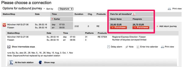 DB purchase 日本から予約可能!DBドイツ鉄道の切符をネットで購入する方法