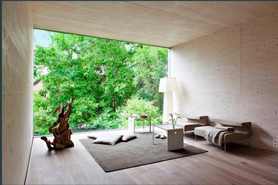Mechernich 546x364 斬新デザインで世界が震撼!世界遺産バウハウスとは?ドイツの美しい部屋と家8選も合わせてどうぞ