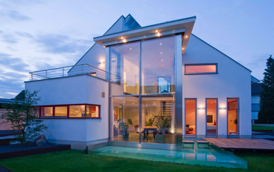 ModernsteArchitektur 546x343 斬新デザインで世界が震撼!世界遺産バウハウスとは?ドイツの美しい部屋と家8選も合わせてどうぞ