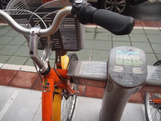 P3171934 546x409 簡単に解説!台北で自転車(レンタサイクル)を借りる方法