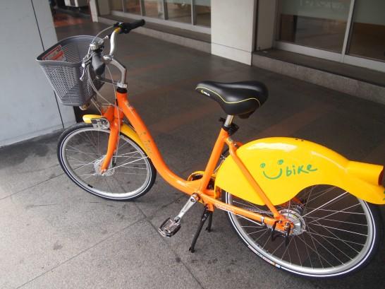 P3171954 546x409 簡単に解説!台北で自転車(レンタサイクル)を借りる方法