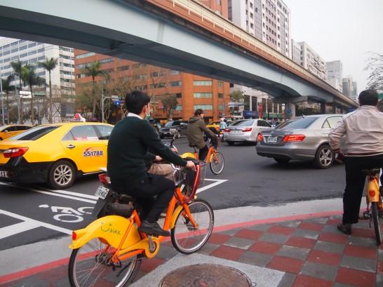 P3171980 546x409 簡単に解説!台北で自転車(レンタサイクル)を借りる方法