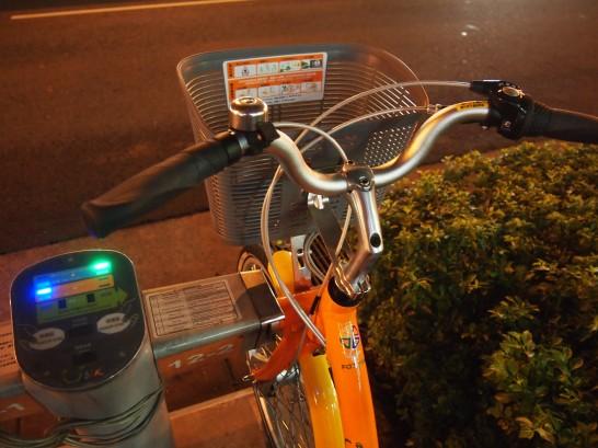 P3172147 546x409 簡単に解説!台北で自転車(レンタサイクル)を借りる方法