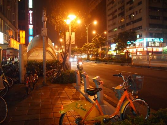 P3172148 546x409 簡単に解説!台北で自転車(レンタサイクル)を借りる方法