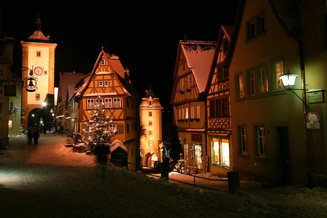 Rothenburg Brian Wiese 絶景だらけ!ドイツ・ロマンティック街道で絶対に行きたい7スポット!