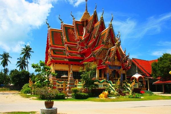 thailand 学生に人気の国は?卒業旅行で行きたい10の海外ランキング