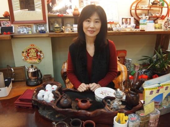 P3151021 546x409 台北駅から徒歩6分で日本語OK!お茶を買うなら峰圃茶荘がおすすめ!