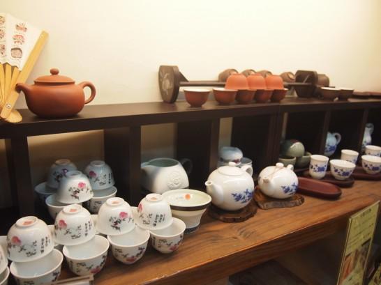 P3151023 546x409 台北駅から徒歩6分で日本語OK!お茶を買うなら峰圃茶荘がおすすめ!