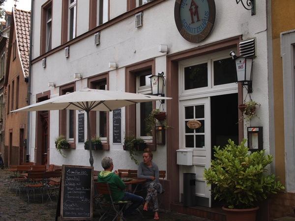 P8163185 ハイデルベルクで絶対おすすめ!シュニッツェルハウスのドイツ料理が美味い!