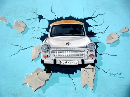 graffiti BERLIN 546x409 留学先にオススメ?ドイツが留学先に選ばれる理由は8つある