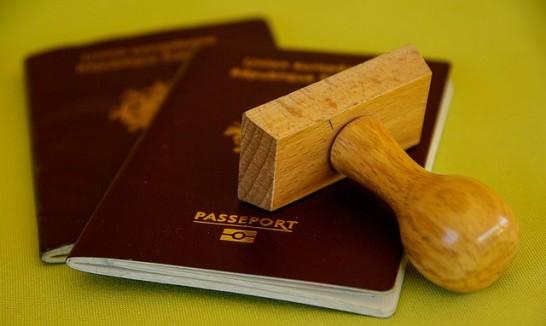 passeport 546x326 ドイツ留学に必要な手続きと準備しておきたいこと【チェックシート付き】