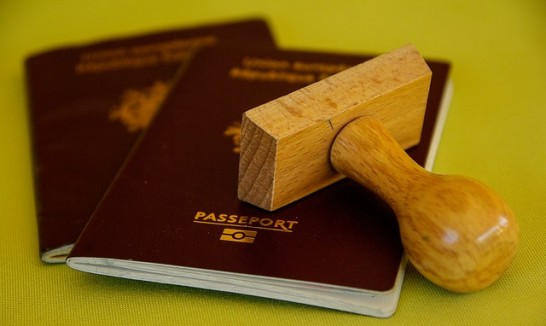 passeport 546x326 40種以上!?ドイツ留学に持っていきたい持ち物はこれ【チェックリスト付き】