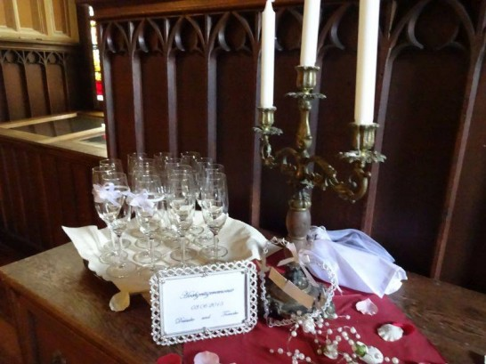 11407300 959503790736480 4173684289881892165 n 546x409 日本語OK!ドイツの古城で結婚式を挙げるならラインシュタイン城で憧れが実現!