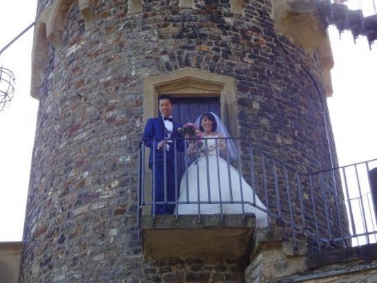 11947436 1002833443070181 272809800984774245 n 546x409 日本語OK!ドイツの古城で結婚式を挙げるならラインシュタイン城で憧れが実現!