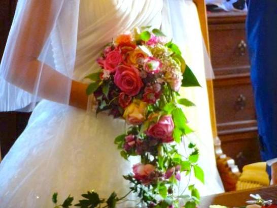 11953091 1001696926517166 860540517891759273 n1 546x409 日本語OK!ドイツの古城で結婚式を挙げるならラインシュタイン城で憧れが実現!