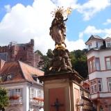 P8142260 160x160 古城が作る街、南ドイツの学術都市ハイデルベルク