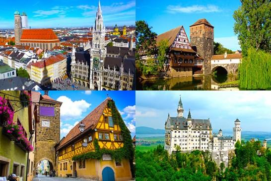 southgermay 546x364 日本語OK!ドイツの古城で結婚式を挙げるならラインシュタイン城で憧れが実現!