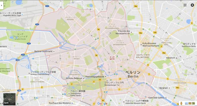belin mitte ベルリン滞在にオススメのエリアは3つ!駅ごとに観光スポットを解説!