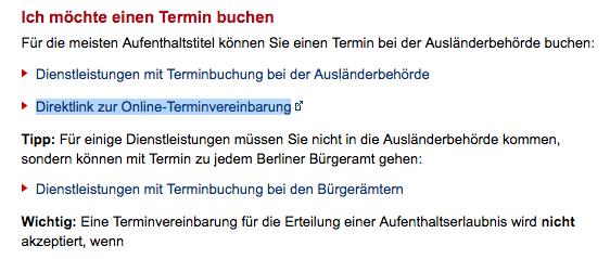 DirektlinkzurOnline Termin ドイツでワーホリビザを取得する方法とビザ切り替えの注意点