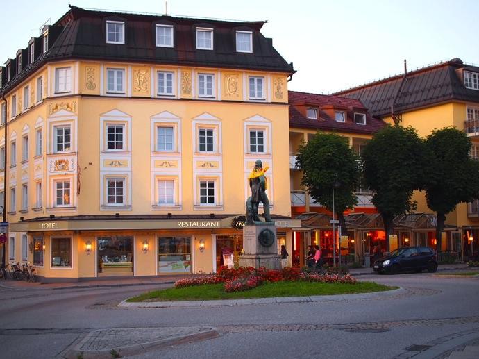 Hotel Schlosskrone お城の観光に便利!フュッセンで絶対オススメしたいホテル12選