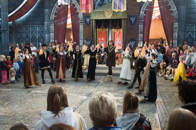Kaltenberger Ritterturnier Boris Ott 中世にタイムスリップ!?ドイツで絶大な人気を持つ「中世祭り」とは?