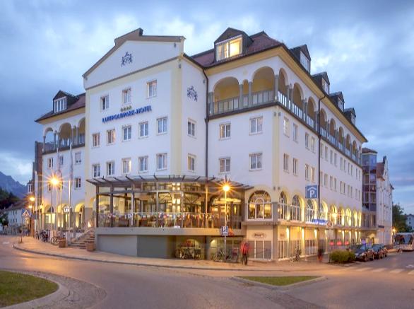 Luitpoldpark お城の観光に便利!フュッセンで絶対オススメしたいホテル12選