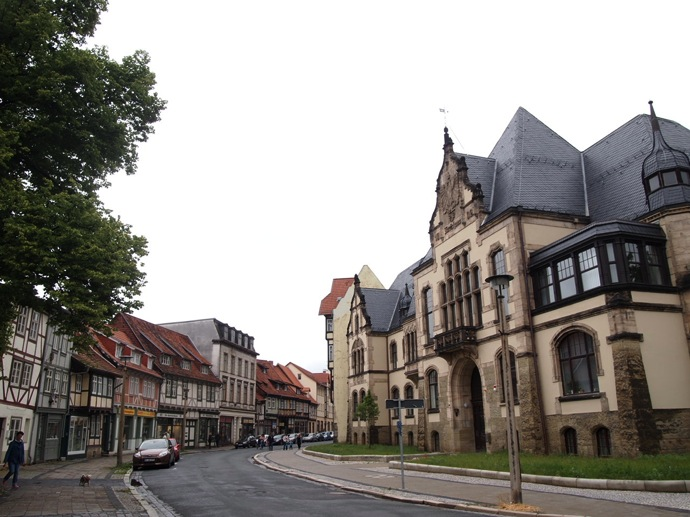 P5293813 空中庭園!?ドイツの世界遺産クヴェードリンブルクに行ってみた!